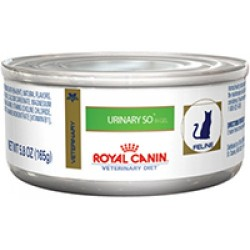 ROYAL CANIN VET DIET FELINE URINARY LATA 170 GRS
