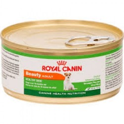 ROYAL CANIN BEAUTY ADULT LATA CANINO 165 GRS