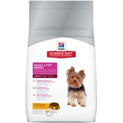HILLS CANINE ADULT SMALL & TOY BREED 2,04 KG