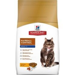 HILLS HAIRBALL CONTROL 7+ 1.58KG