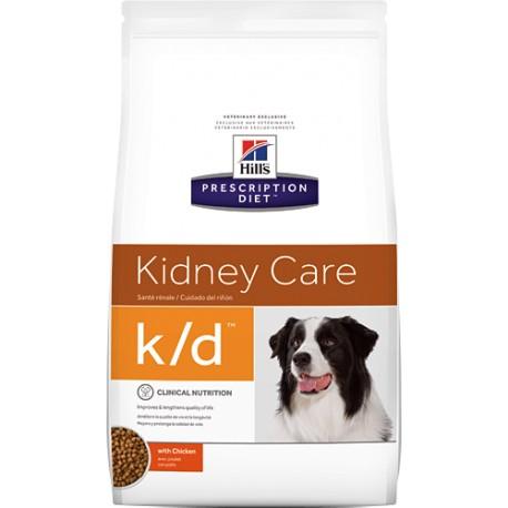 HILLS PRESCRIPTION DIET CANINE K/D 1.5 KG