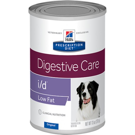 HILLS PRESCRIPTION DIET CANINE I/D LOW FAT LATA