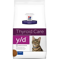 HILLS PRESCRIPTION DIET FELINE Y/D 1,8 KG