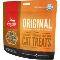ORIJEN ORIGINAL TREATS CAT 35 GRS