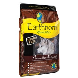 EARTHBORN ADULT PRIMITIVE NATURAL 2,5 KG