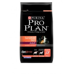 PRO PLAN SENSITIVE SKIN ADULTO CORDERO & ARROZ 3 KG