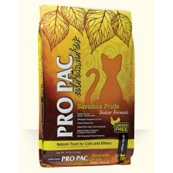 PRO PAC ULTIMATES SAVANNA PRIDE CHICKEN & PEAS 2 KG