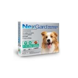 NEXGARD 10,1 A 25 KG - 3 COMPRIMIDOS