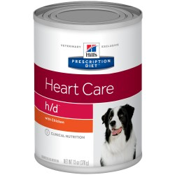 HILLS PRESCRIPTION DIET CANINE H/D LATA 370 GRS