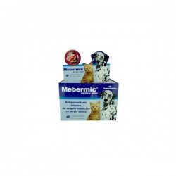 Antiparasitario Mebermic 1 Comprimido