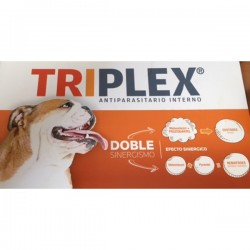 Antiparasitario Triplex 4 Comprimidos