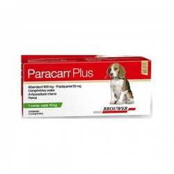 Paracan Plus 2 comprimidos
