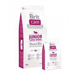 Brit Care Junior Large Breed Lamb& Rice 12Kl.