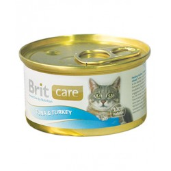 Brit Care Tuna & Turkey