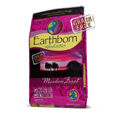Earthborn holístico ®  Meadow Fiesta 12KL:
