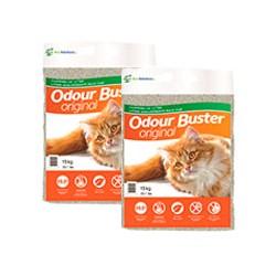 Odour Buster - Arena Sanitaria Super Premium Pack 30kg
