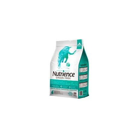 Nutrience Cat Grain Free Indoor Pavo 2.5kg