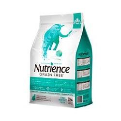 Nutrience Cat Grain Free Indoor Pavo 5kg
