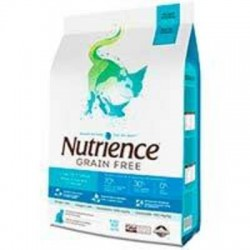 Nutrience Cat Grain Free Pescado Oceanico 2.5kg