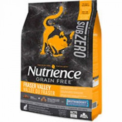 Nutrience Cat Subzero Fraser Valley 5kg.