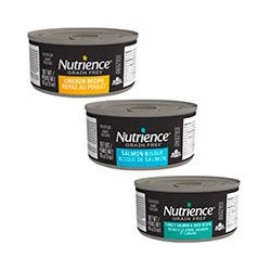 Nutrience Cat SubZero Lata - Variedades 85gr.