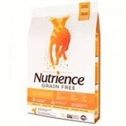 Nutrience Dog Grain Free Pavo, Pollo, Arenque 5kg.