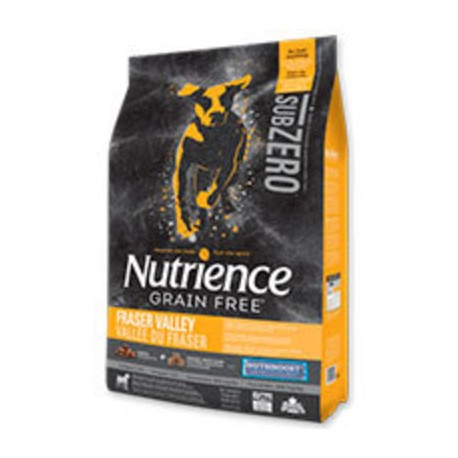 Nutrience Dog Subzero Fraser Valley  5kg