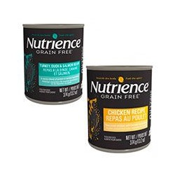 Nutrience Dog SubZero Lata - Variedades 374gr.