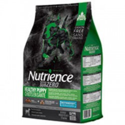 Nutrience Dog Subzero Puppy Fraser Valley  10kg.