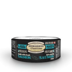 OVEN BAKED SALMON PÂTÉ CANNED CAT FOOD