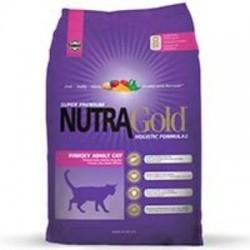 NutraGold Cat Finicky 7.5kg