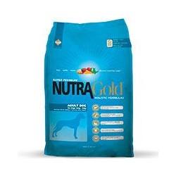 NutraGold Dog Pollo y Pavo 15kg.