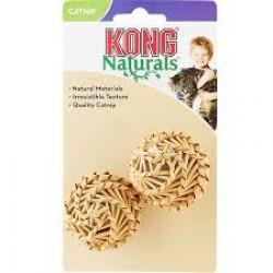 JUGUETE KONG NATURALS STRAW BALL