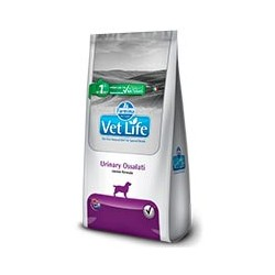 VET LIFE DOG URINARY OSSALATI 2KG