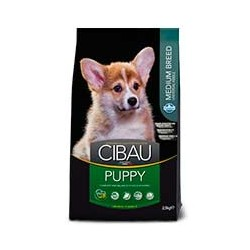 CIBAU MEDIUM PUPPY 15KG.