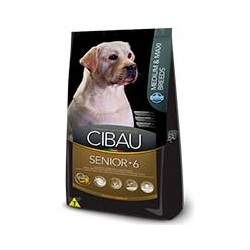 CIBAU SENIOR MEDIUM & MAXI 12KG.