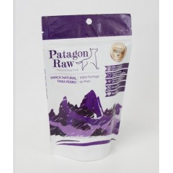 PATAGON RAW SNACKS NATURALES PAVO
