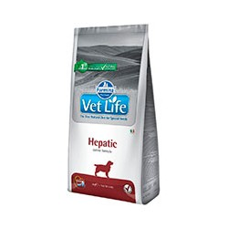 VET LIFE DOG HEPATIC 2KG