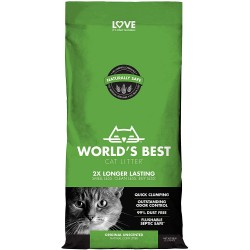 WORLD BEST CAT LITTER AGLOMERANTE 6,35KG