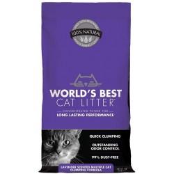 ARENA WORLD BEST CAT LITTER AGLOMERANTE AROMA LAVANDA 6,35KG