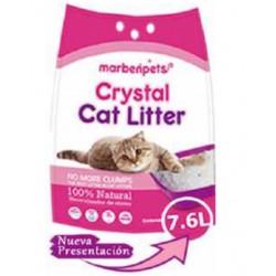 ARENA SANITARIA: CRISTALES CRYSTAL CAT LITTER 7,2L