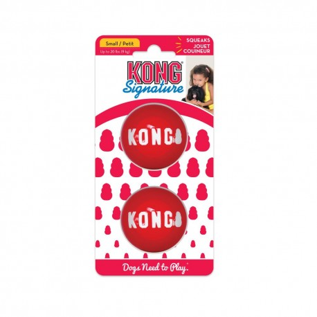 KONG BALL - PELOTA CON LOGO KONG M