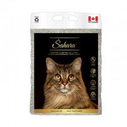 SAHARA UNSCENTED CAT LITTER 17 kg.